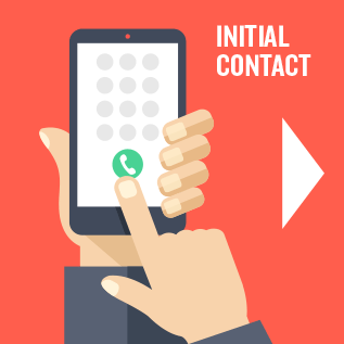 Intial Contact