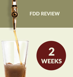 Step 3 -FDD Review: 2 weeks
